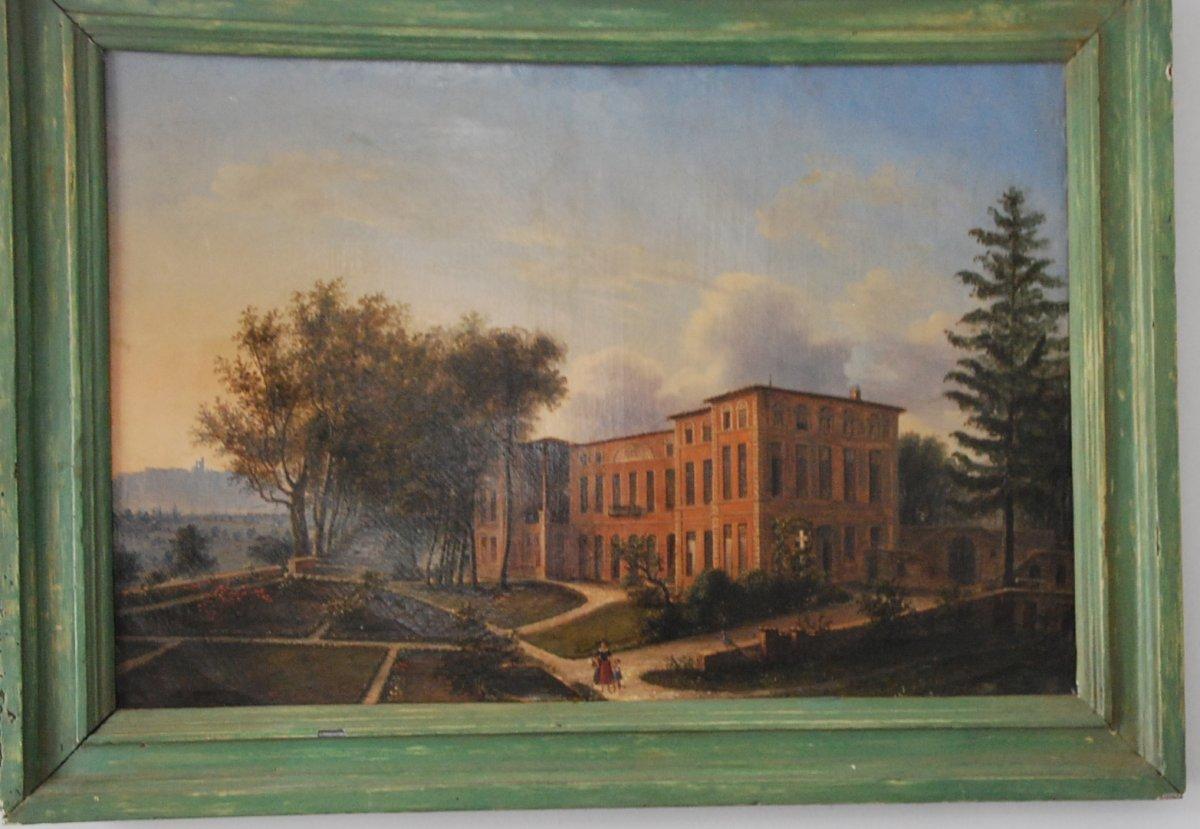 Villa Italienne 19ème