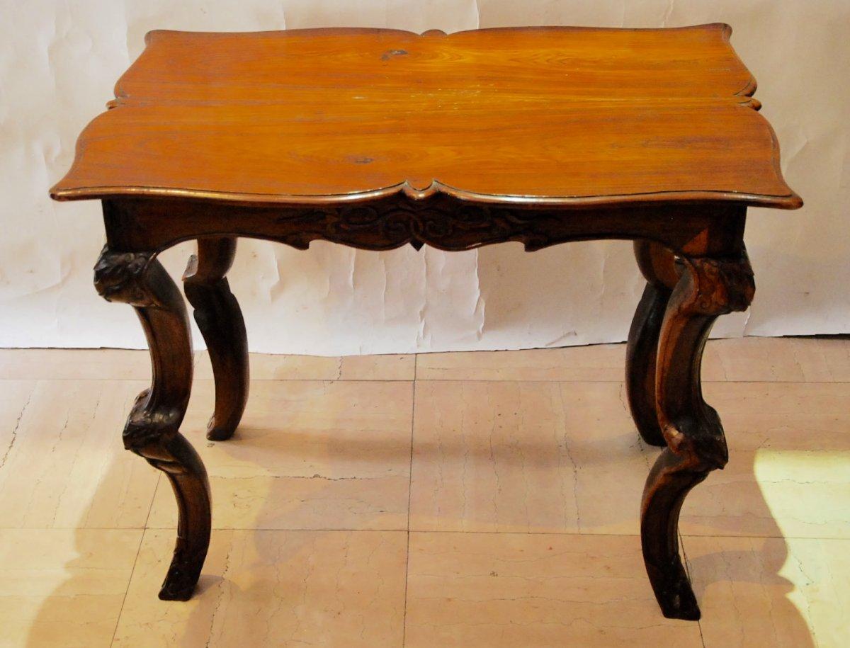 Table Art Nouveau