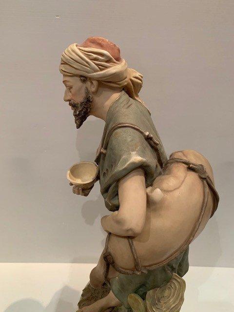 Orientalist Porcelain 1900-photo-4