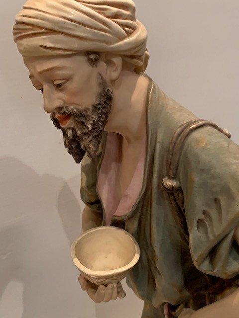 Orientalist Porcelain 1900-photo-6
