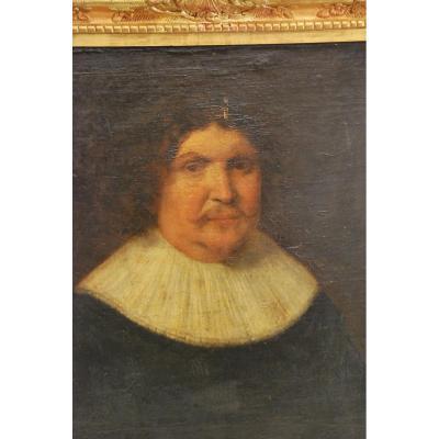 Portrait d'Homme à La Fraise 17ème