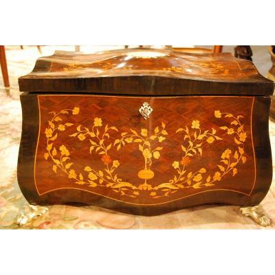 Napoleon III Period Wedding Box
