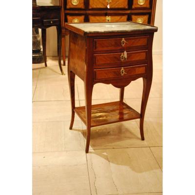 Louis XV Period Chiffonier Table