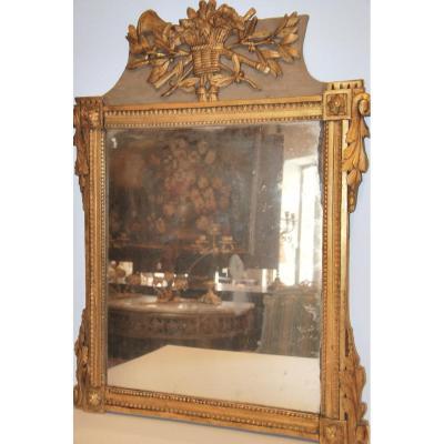 18th Century Louis XVI Mirror