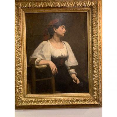 19th Italian Painting