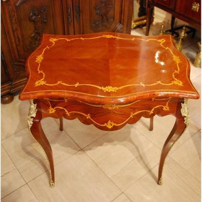 Table De Salon 19ème