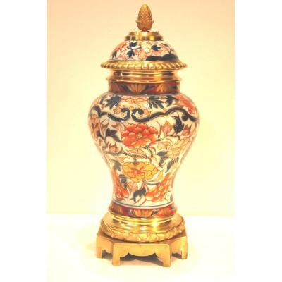 19th Porcelain Vase