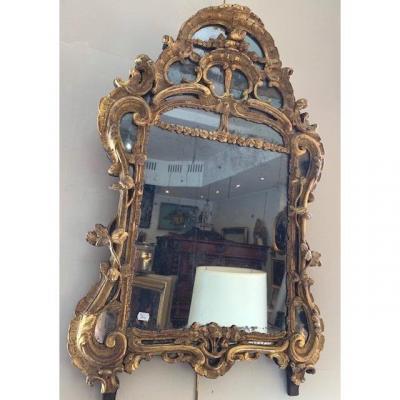 Miroir d'époque Louis XV