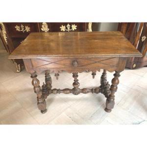 Table En Noyer 18ème