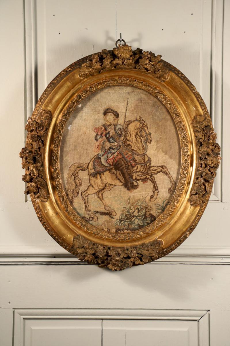Portraitprésumé du duc du Maine, fin du XVIIe Siècle