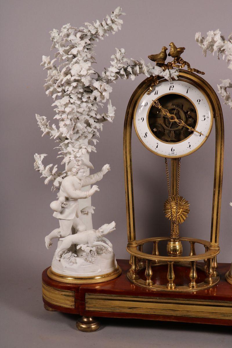 Pendulum De Breant, Late Eighteenth Century-photo-2
