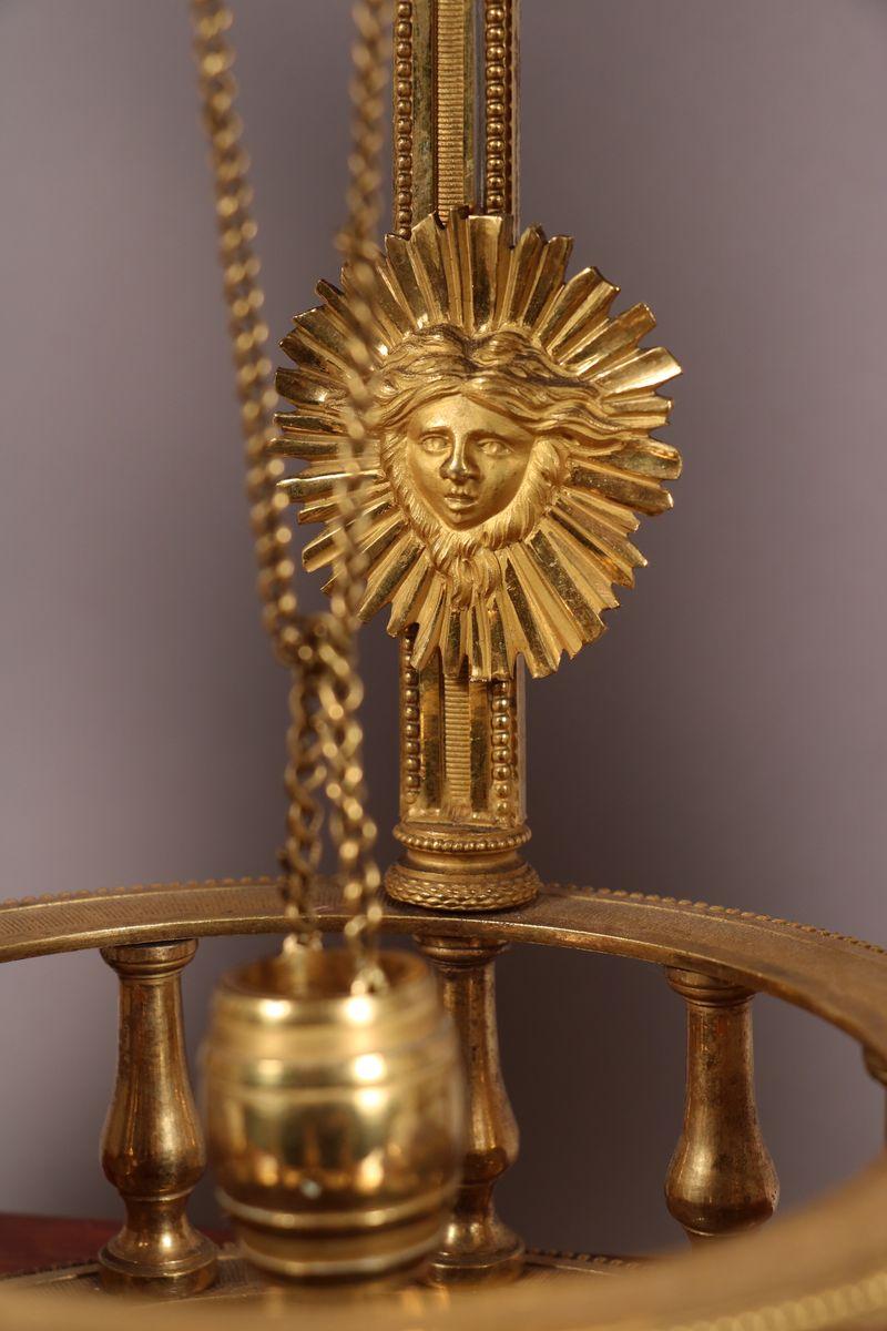 Pendulum De Breant, Late Eighteenth Century-photo-5