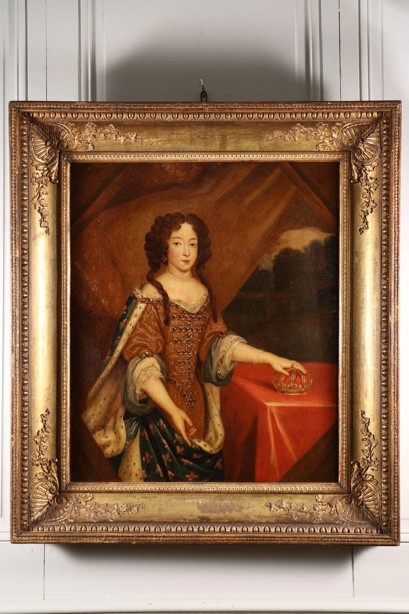 Marie-anne De Bavière, Belle-fille De Louis XIV, Fin Du XVIIe Siècle