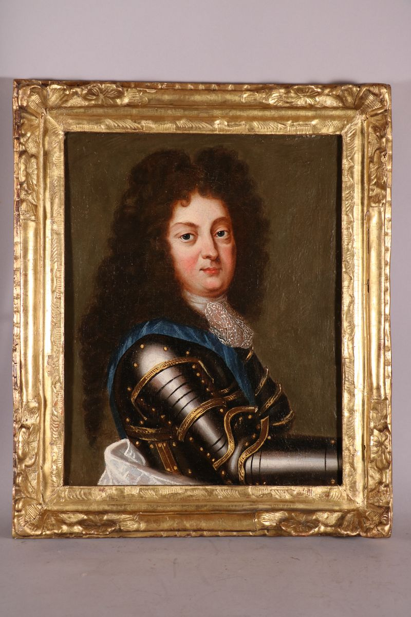 Portrait Of The Regent, First Quarter Of The Eighteenth Century