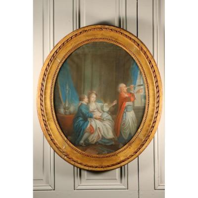 Le Marchand De Lunettes, d'Après Le Prince Et Helman, Après 1776