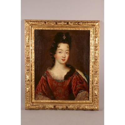 Mademoiselle De Nantes (princesse De Condé) ?, XVIIe Siècle