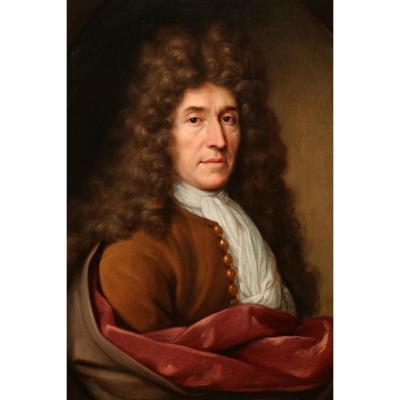 Portrait Présumé De La Bruyère