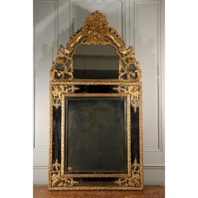 Miroir Aux Indiens Et Aux Phoenix, Vers 1720