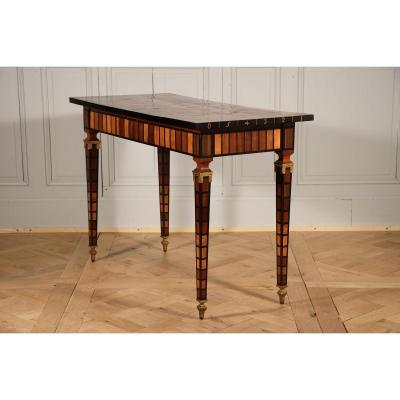 Table Plated Wood Samples, Eighteenth Century