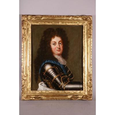 Portrait Of The Regent, First Quarter Of The Eighteenth Century