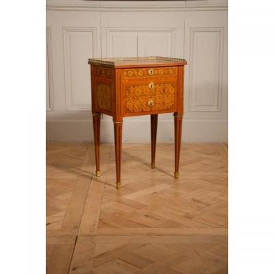 Inlaid Small Flying Table