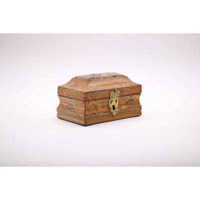 Martin Varnish Pin Box