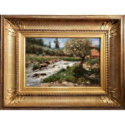 APPIAN Adolphe (1818-1898) - Paysage