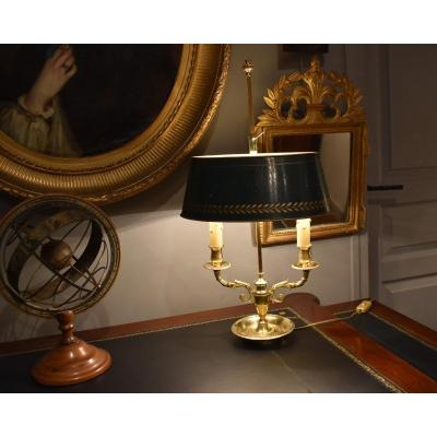 Lampe Bouillotte  With Two Lights