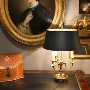 Lampe Bouillotte à Trois Feux