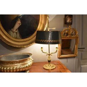 Lampe Bouillotte à Deux Feux
