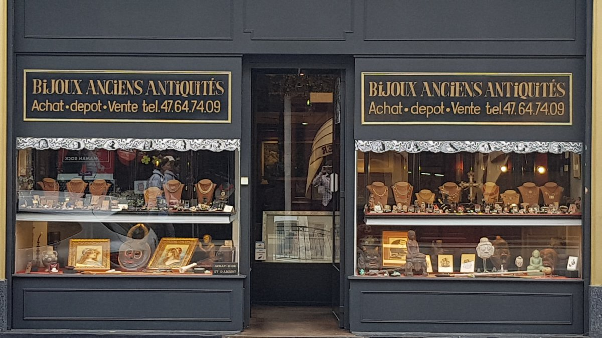 Antiquités Perrin Soulat