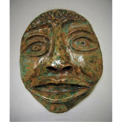 Large Grotesque Mask