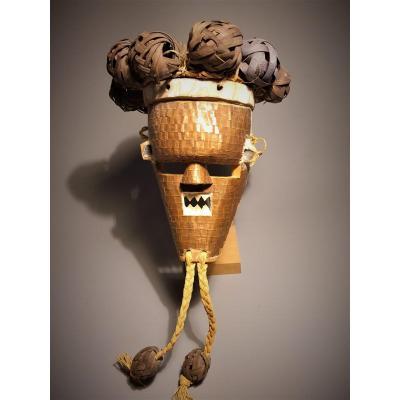 Salampasu Rdc War Mask