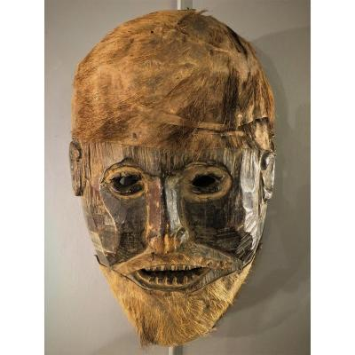 Masque Nepal Magar