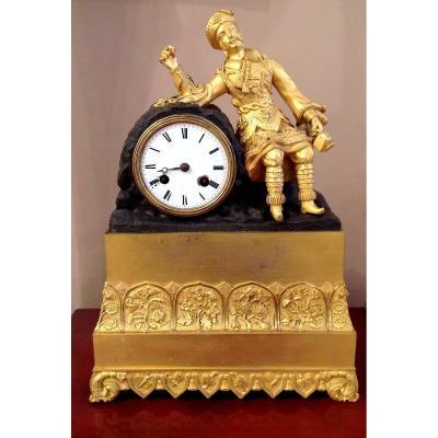 Chinese Restoration Clock