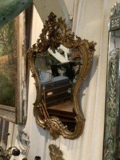 Miroir D Esprit Rocaille -photo-2