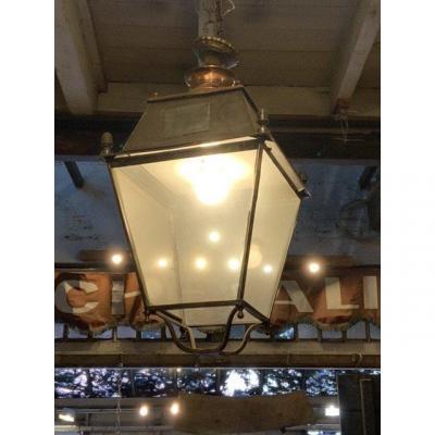 Lanterne En Cuivre