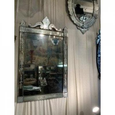 Rectangular Venice Mirror