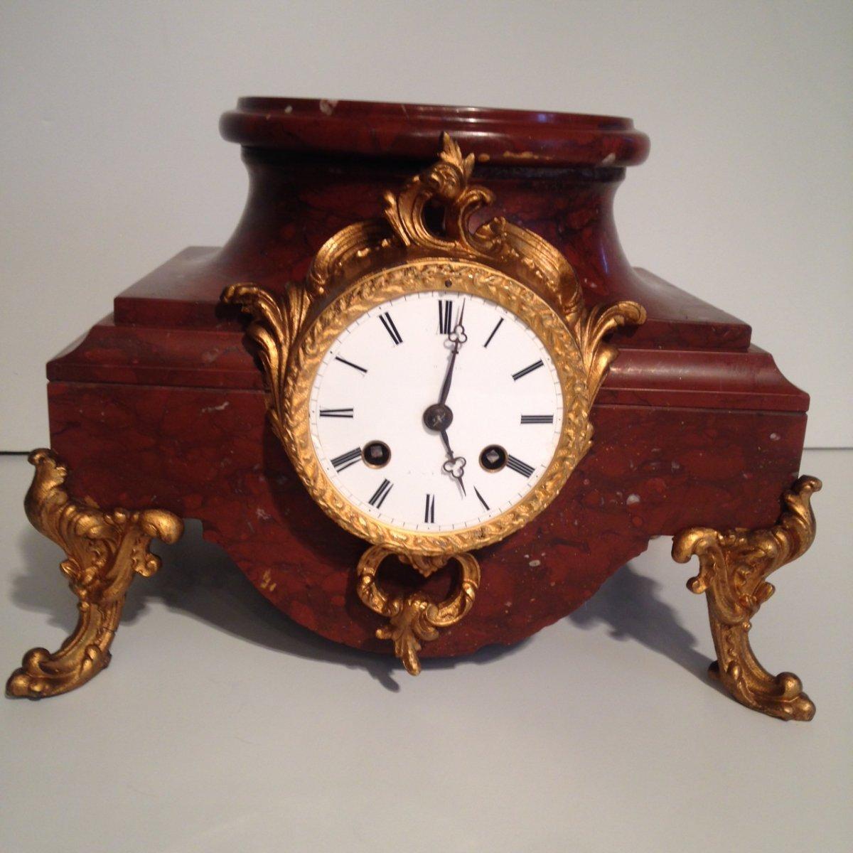 Horloge de Présentation style Louis XV, XIXe