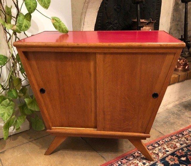 Petit meuble vintage XXe