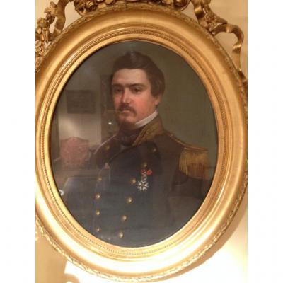 Pastel Nineteenth Officer
