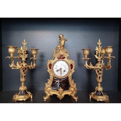 Pendule Napoléon III