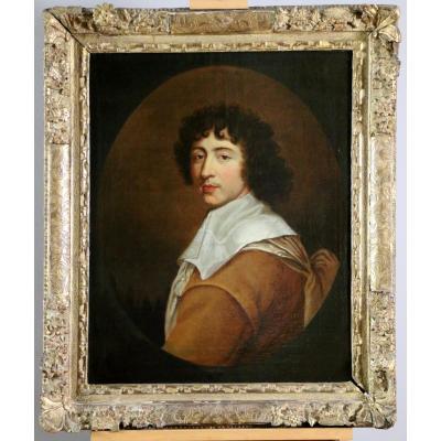 École Française Du XVIIe Siècle Vers 1660, Entourage De Mathieu Le Nain (1607-1677)