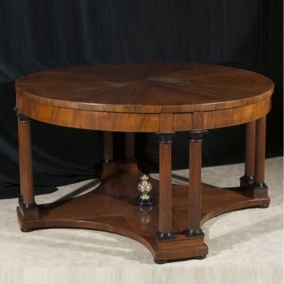 Table italienne début du 19e siècle - Toscane