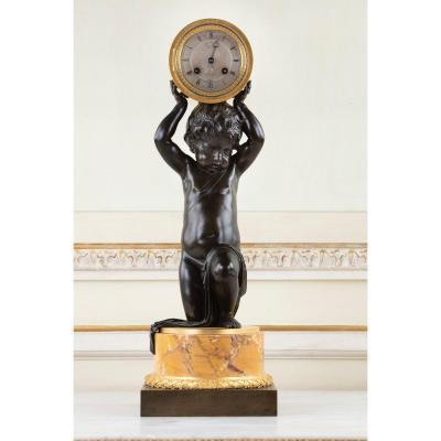 Horloge Par Pierre Philippe Thomire