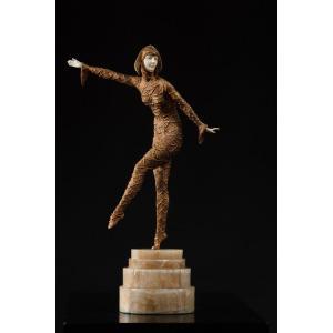 Demeter Chiparus (1886-1947) Dancer