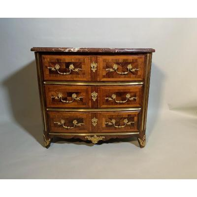 Regency Period Commode (1715-1723)