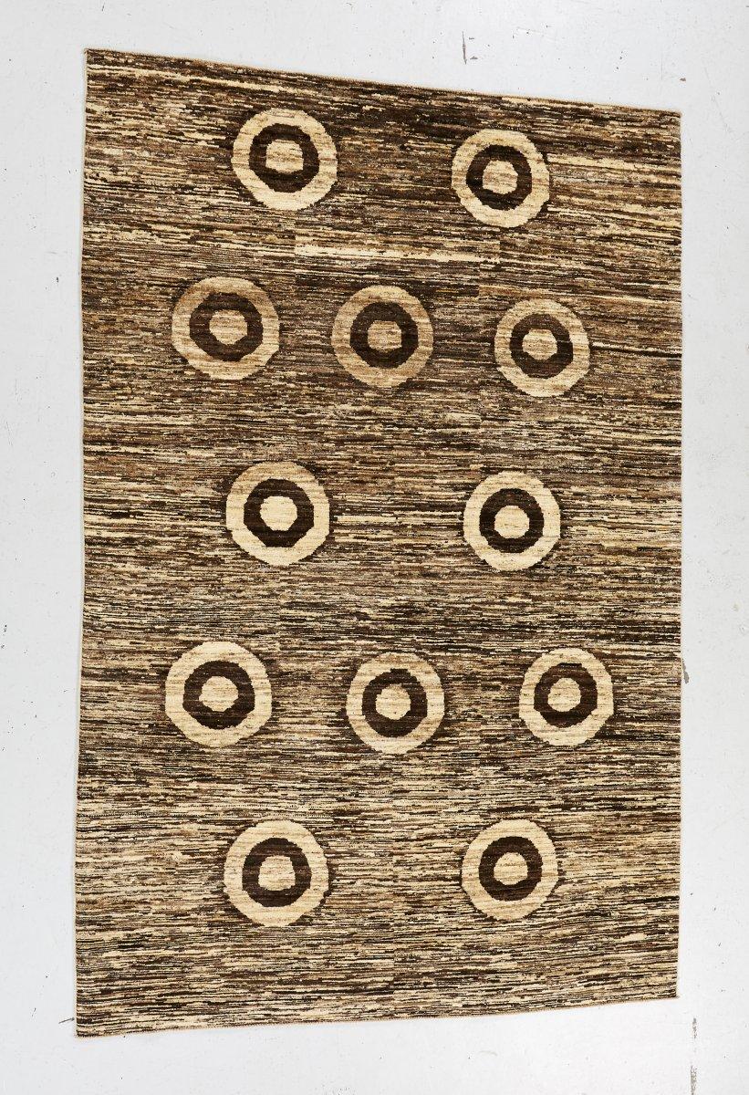 Agra Carpet - India - 20th Century