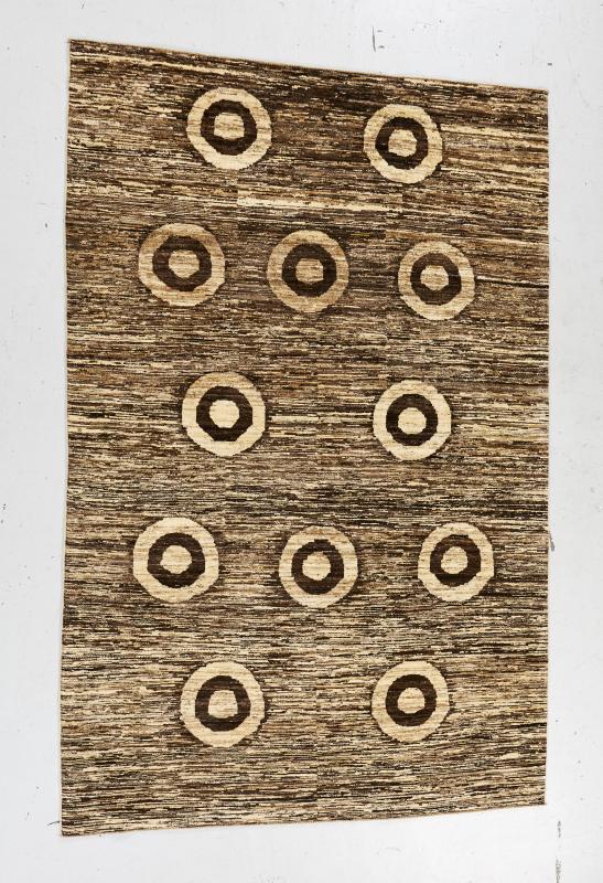 Agra Carpet - India - 20th Century-photo-3