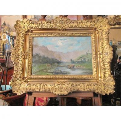 Oil On Canvas XIX